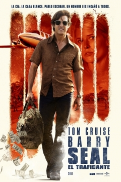 Poster Barry Seal: El Traficante