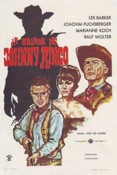 Poster La Balada de Johnny Ringo