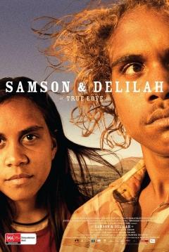 Poster Samson and Delilah