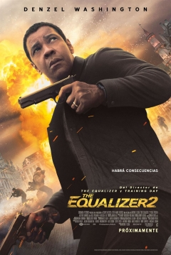 Poster The Equalizer 2 (El Protector 2)