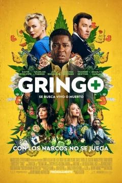 Poster Gringo: Se Busca Vivo o Muerto