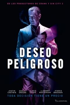 Poster Deseo Peligroso