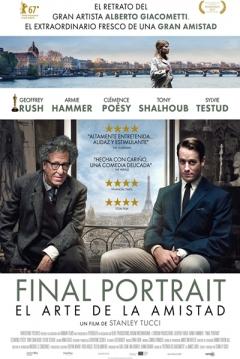 Poster Final Portrait: El Arte de la Amistad