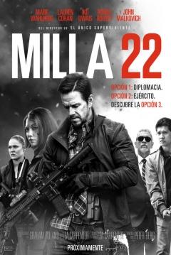 trailer de Milla 22