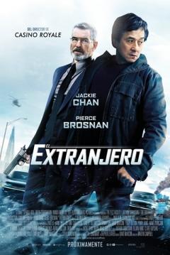 Poster El Extranjero