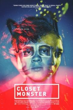 Poster Closet Monster