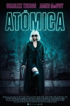 trailer de Atómica