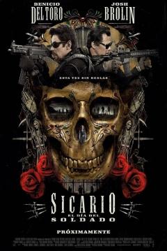 Poster Sicario: El Día del Soldado