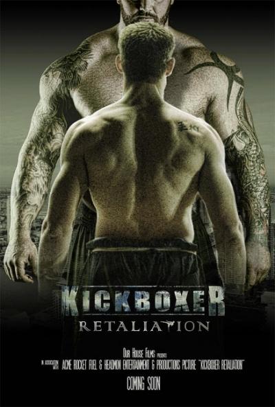 Poster Kickboxer: Contrataque