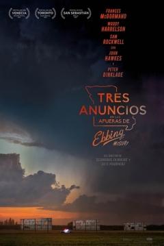trailer de Tres Anuncios en las Afueras de Ebbing, Missouri