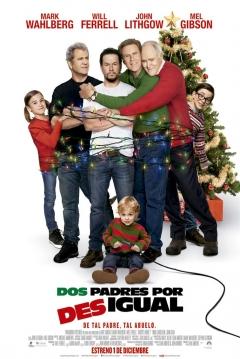Poster Dos Padres por Desigual