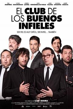 Poster El Club De Los Buenos Infieles