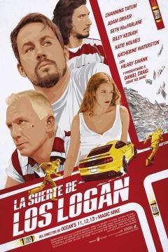 trailer de La Suerte de los Logan