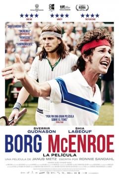Poster Borg McEnroe: La Película