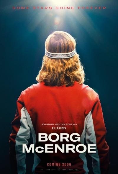 Poster Borg/McEnroe