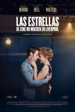 Poster Las Estrellas de Cine no Mueren en Liverpool