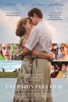 Poster Una Razón para Vivir
