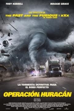 trailer de Operación: Huracán