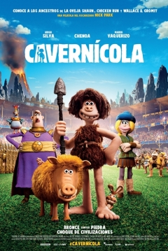 Poster Cavernícola