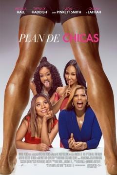 Poster Plan de Chicas
