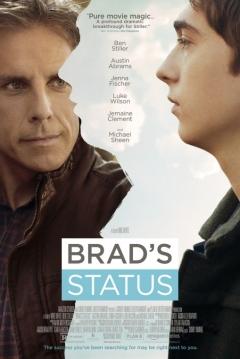 Poster Qué Fue de Brad