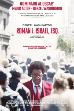 Poster Roman J. Israel, Esq.