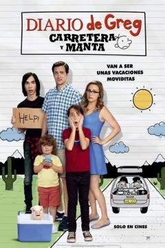 trailer de El Diario de Greg 4: Carretera y Manta