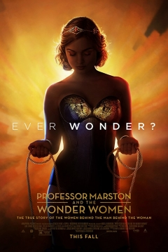 Ficha Professor Marston and The Wonder Women