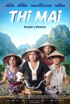 Poster Thi Mai: Rumbo a Vietnam