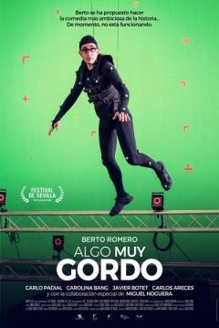 Poster Algo Muy Gordo