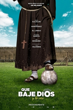 trailer de Que Baje Dios Y Lo Vea