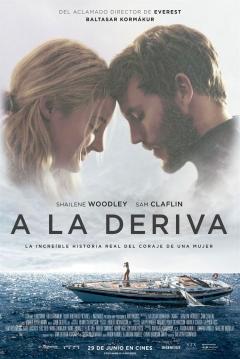 Poster A La Deriva
