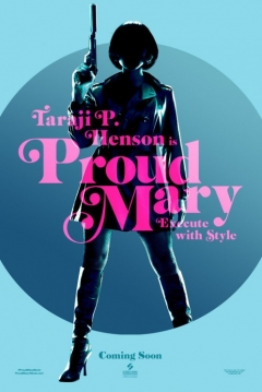 Poster Proud Mary