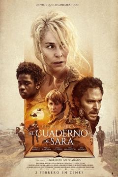 Poster El Cuaderno de Sara