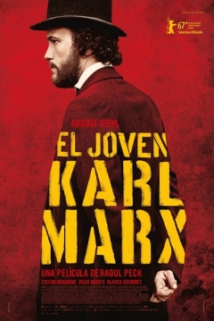 Poster El Joven Karl Marx