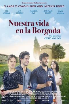 Poster Nuestra Vida en la Borgoña