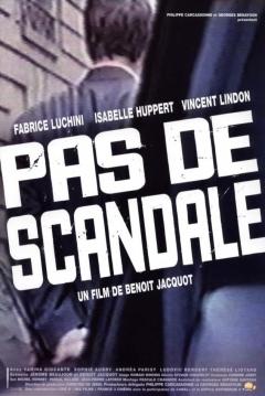 Ficha Pas de Scandale