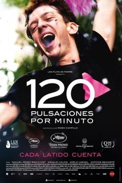 Poster 120 Pulsaciones por Minuto