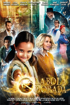 Poster La Bola Dorada