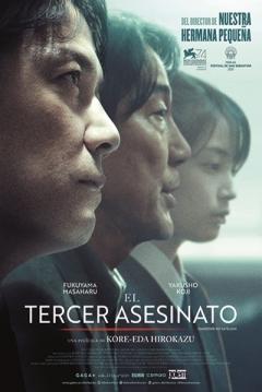 Poster El Tercer Asesinato