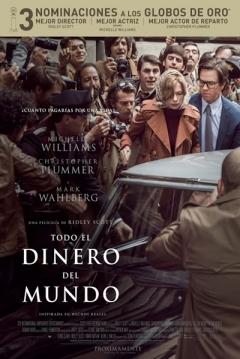 Poster Todo El Dinero Del Mundo