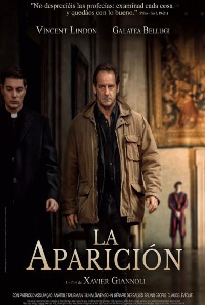 trailer de La Aparición