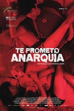 Ficha Te Prometo Anarquía