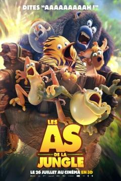 trailer de La Panda de la Selva