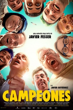 Poster Campeones