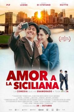 Poster Amor a la Siciliana