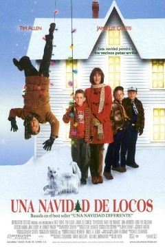 Poster Una Navidad de Locos