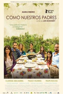 Poster Como Nuestros Padres