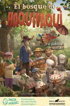 trailer de El Bosque de Haquivaqui