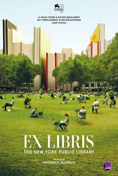 Poster Ex Libris: The New York Public Library